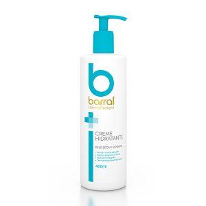 Barral Creme Hidratante Corpo - 400ML