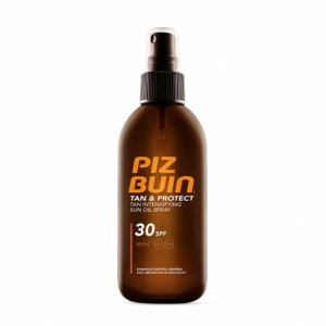 Piz Buin Tan & Protect Óleo Spray Acelerador De Bronzeado SPF 30