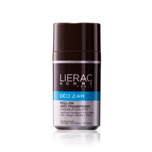 Lierac Homme Desodorizante Roll-On 24H Antitranspirante