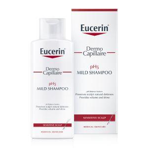 Eucerin Dermo Capilar Champô Suave pH5 250ml