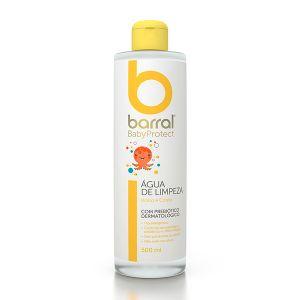 Barral Babyprotect Água Limpeza - 500ML