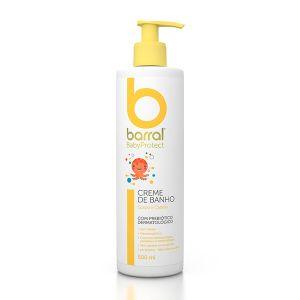 Barral Babyprotect Creme Banho