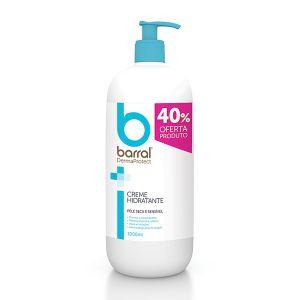 Barral Creme Hidratante Corpo - 1000ML