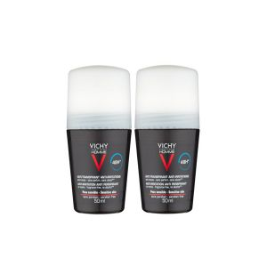 Vichy Homme Duo Deo Roll-On 48H