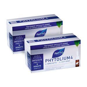 Phyto Phytolium 4 Ampolas Duo