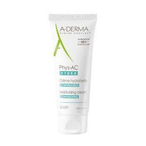A-Derma Phys-Ac Creme Hidratante Compensador