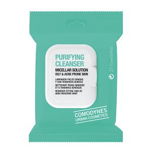 Comodynes Purifying Cleanser Acne Toalhitas