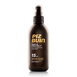 Piz Buin Tan & Protect FPS15 Spray Solar Intensificador De Bronzeado