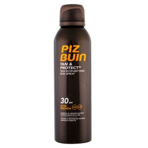 Piz Buin Tan & Protect Spray Solar Intensificador De Bronzeado FPS 30