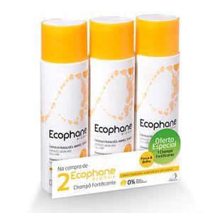 Biorga Ecophane Champô Fortificante 2=3