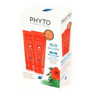 Phyto Phytoplage Champô Reidratante Duo