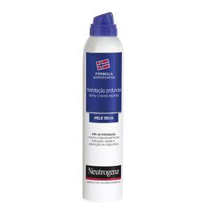 Neutrogena Corpo Spray Express Hidratação Profunda Pele Seca