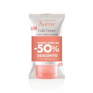 Avène Cold Cream Creme Mãos Concentrado Duo