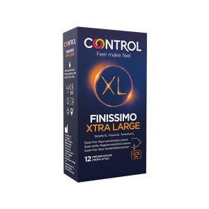 Control Finíssimo XL Preservativos