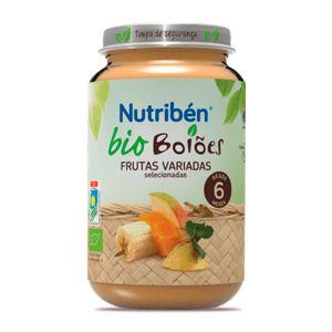 Nutribén Bio Boião Frutas Variadas
