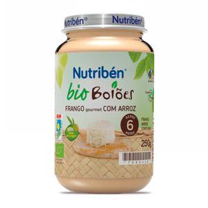 Nutribén Bio Boião Frango Gourmet Com Arroz