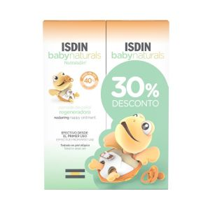 ISDIN Baby Naturals Zn40 Pomada Reparadora Duo