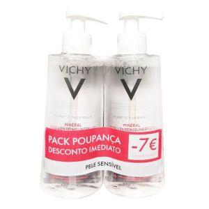 Vichy Pureté Thermale Água Micelar Mineral Duo