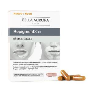 Bella Aurora - RepigmentSun Cápsulas Solares