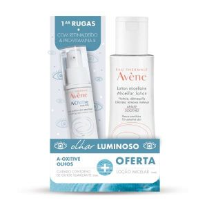 Avène A-Oxitive Pack Olhar Luminoso