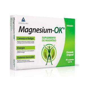 Magnesium Ok - 30 Comprimidos