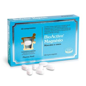 Bioactivo Magnésio Comprimidos