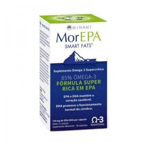 Morepa Smart Fats Cápsulas
