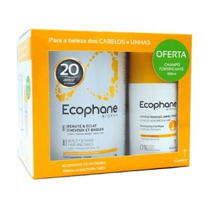Ecophane Biorga Pó + Oferta Champô Fortificante