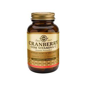 Solgar Arando Vermelho + Vitamina C Cápsulas