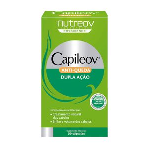 Nutreov Capileov Antiqueda Cápsulas