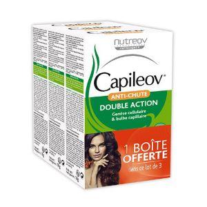 Nutreov Capileov Pack Antiqueda Cápsulas
