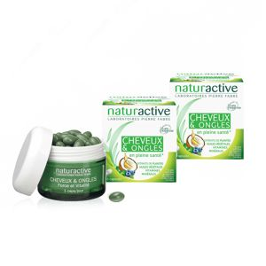 Naturactive Cabelo E Unhas -50% 2ª Embalagem