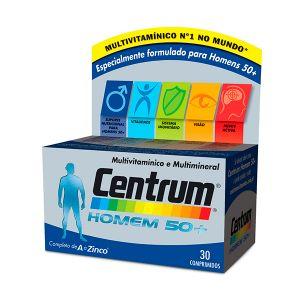 Centrum Homem 50+ Comprimidos