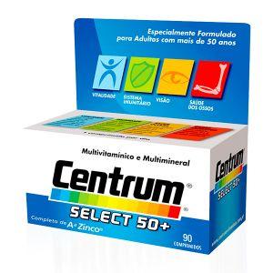 Centrum Select 50+ - 90 Comprimidos