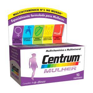 Centrum Mulher - 90 Comprimidos