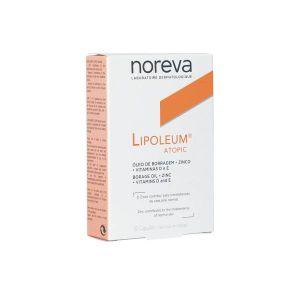 Noreva Oficinal Lipoleum Atopic Cápsulas