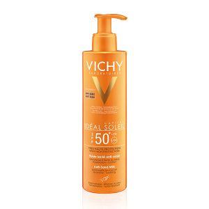 Vichy Idéal Soleil Leite Anti-Areia FPS 50+