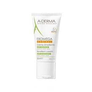 A-Derma Exomega Control Creme Emoliente - 50Ml
