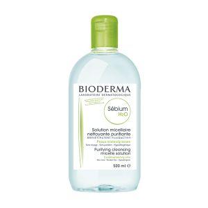 Bioderma Sébium H2O Solução Micelar Promoção 500ml