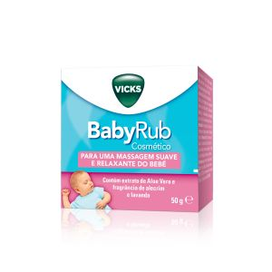 Vicks Babyrub Pomada
