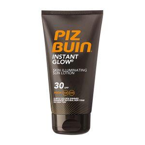 Piz Buin Instant Glow Loção FPS30