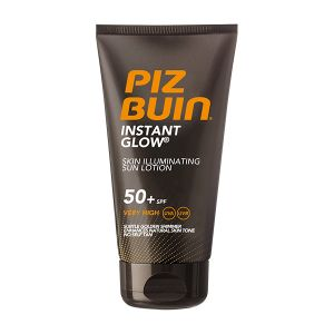 Piz Buin Instant Glow Loção FPS50+