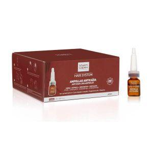 Martiderm Hair System Ampolas Antiqueda -14 Unidades