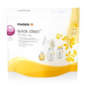 Medela Quick Clean Saco Esterilização