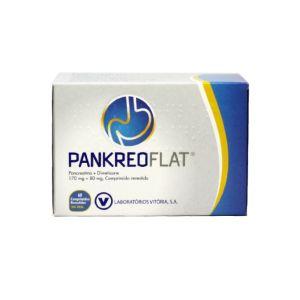 Pankreoflat Compridos Revestidos