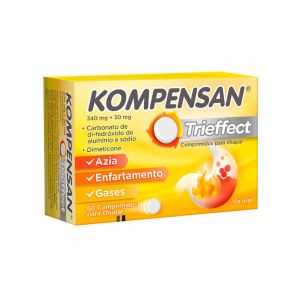 Kompensan Trieffect Comprimidos - 60 Comprimidos