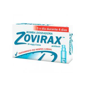 Zovirax Creme Bomba