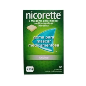 Nicorette 2 Mg Gomas (30un.)