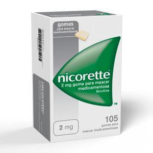 Nicorette 2 Mg Gomas