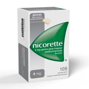 Nicorette 4 Mg Gomas